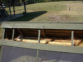 Chicken Ark Nesting Boxes